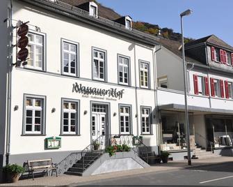 Nassauer Hof Hotel & Weinwirtschaft - Sankt Goar - Building