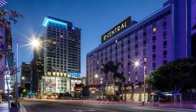 E-Central Downtown Los Angeles Hotel - Los Angeles - Building