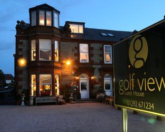Golf View Guest House - Prestwick - Gebäude