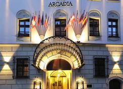 Arcadia Boutique Hotel - Bratislava - Edificio