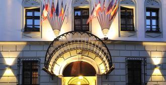 Arcadia Boutique Hotel - Bratislava - Bygning