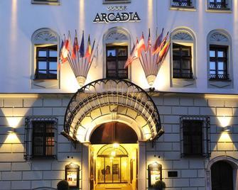 Arcadia Boutique Hotel - Bratislava - Gebouw