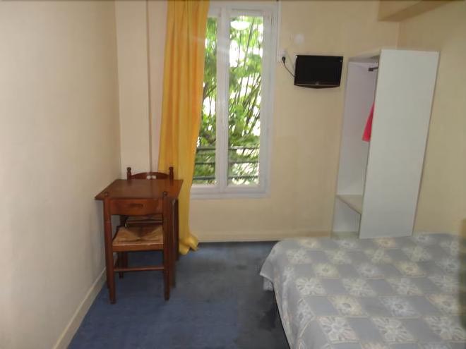 Hotel Santana - Paris - Bedroom