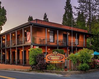 The Groveland Hotel - Groveland - Building