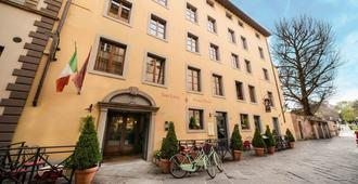 San Luca Palace Hotel - Lucca - Building