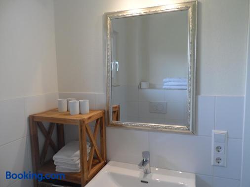 Pension am Kirschgarten - Gößweinstein - Bathroom