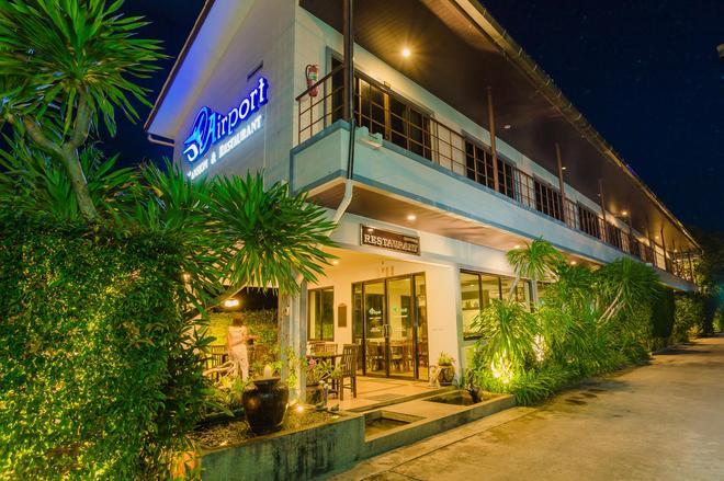 Airport Mansion Phuket - Mai Khao - Bygning
