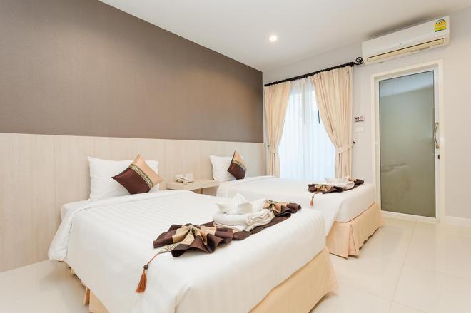 Airport Mansion Phuket - Mai Khao - Soveværelse