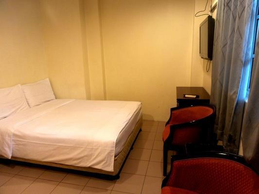 OYO 89688 Alor Street Hotel - Kuala Lumpur - Bedroom