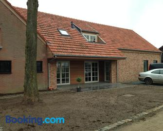 B&B Droomzoet - Herentals - Building