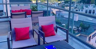 Crystal Hotel superior - St. Moritz - Balcony
