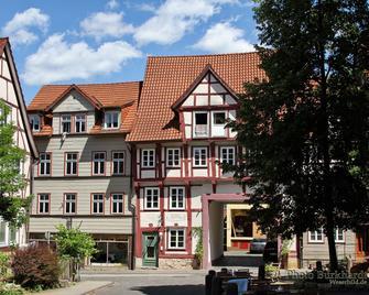 Hotel Aegidienhof - Hannoversch Münden - Building