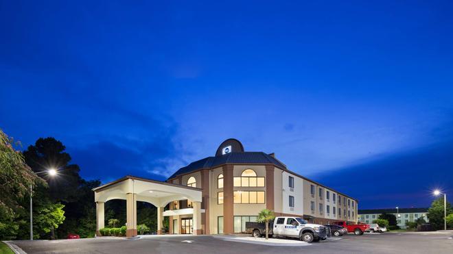 Best Western Carowinds - Fort Mill - Gebäude