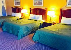 Executive Inn And Suites - Waukegan - Schlafzimmer