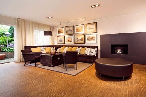 Clarion Collection Hotel Fregatten - Varberg - Living room
