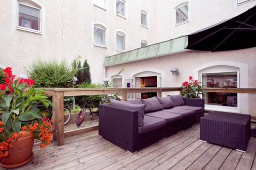 Clarion Collection Hotel Fregatten - Varberg - Balcony