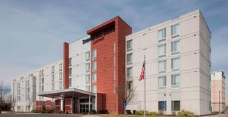 SpringHill Suites by Marriott Salt Lake City Airport - Σολτ Λέικ Σίτι - Κτίριο