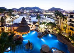 Great Marina-View Nautical Jr Suite In Cabo - Cabo San Lucas - Piscine