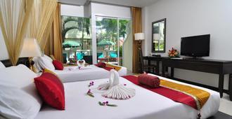 Baan Karonburi Resort (SHA Plus+) - קארון - חדר שינה