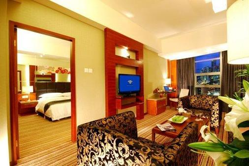 西安世紀金源大飯店 - 西安 - 客廳