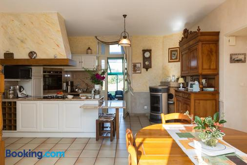 Chambres d'Hôtes du Chalet de Caharet - Pipriac - Kitchen