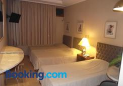 Augustus Plaza Hotel - São José do Rio Preto - Bedroom