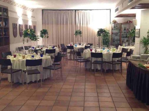 Etruscan Chocohotel - Perugia - Banquet hall
