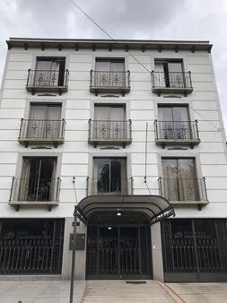 Hotel Castellana Inn - Bogotá - Rakennus