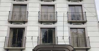Hotel Castellana Inn - Bogotá - Edificio