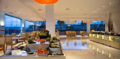 登巴薩哈里斯酒店 - 登巴薩 - 登巴薩 - 自助餐