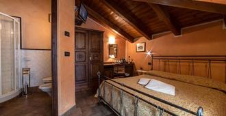 Lo Teisson Bed and Breakfast - Pollein - Schlafzimmer