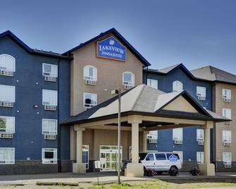 Lakeview Inns & Suites - Fort Nelson - Fort Nelson - Gebäude