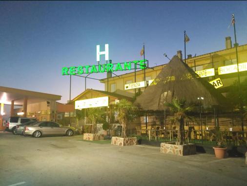 Hotel Restaurante Mirasierra - Baza - Building