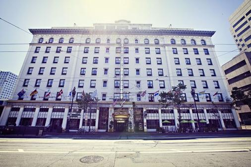 Hotel Whitcomb - San Francisco - Building