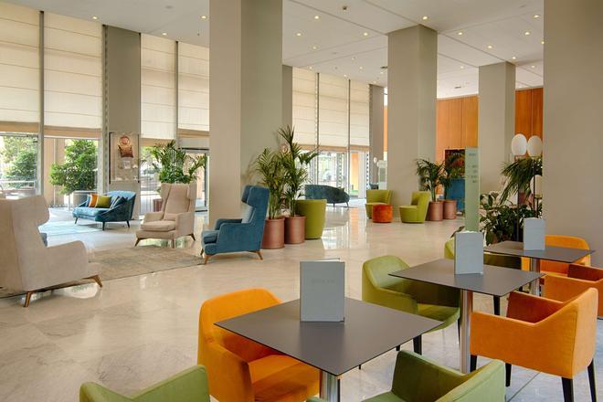 NH 靈格托酒店 (杜林) 康葛雷斯酒店 - 都靈市 - 杜林 - 大廳