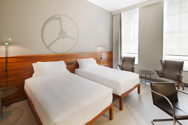 NH 靈格托酒店 (杜林) 康葛雷斯酒店 - 都靈市 - 杜林 - 臥室