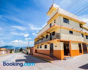 Hotel Márquez - Chignahuapan - Gebouw