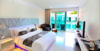 Kc Beach Club & Pool Villas - Ko Samui - Chambre
