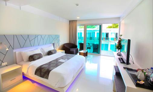 Kc Beach Club & Pool Villas - Ko Samui - Bedroom