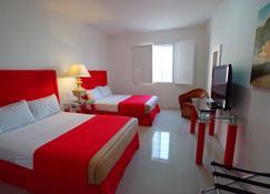 Hotel Zar La Paz - La Paz - Bedroom