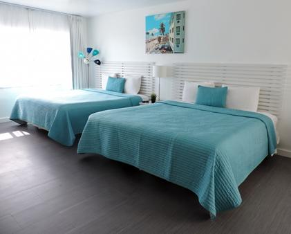 snooze - Fort Lauderdale - Bedroom