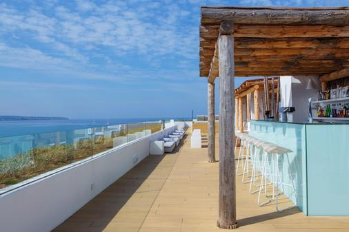 HM 熱帶酒店 - 帕爾馬灘 - 帕爾馬 - 陽台