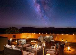 Ramgarh Lodge, Jaipur - Ihcl Seleqtions - Jaipur - Restaurante