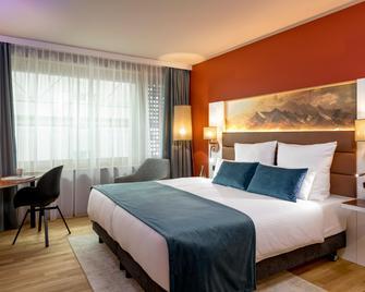 Leonardo Hotel Zurich Airport - Kloten - Bedroom