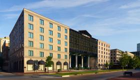 Omni Riverfront Hotel - Nueva Orleans - Edificio