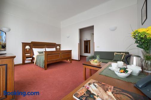 U Medvidku-Brewery Hotel - Prague - Bedroom
