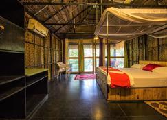 Patnem Garden Resort - Patnem - Schlafzimmer