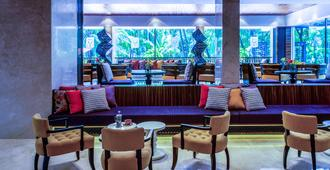 Novotel Goa Resort and Spa - קנדולים - טרקלין