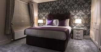 12th Lock Boutique Hotel - דבלין - חדר שינה