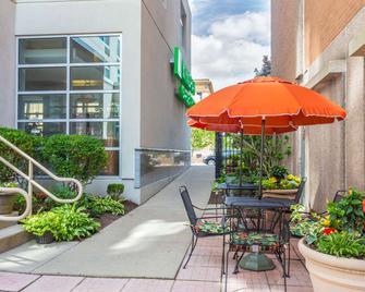 Wyndham Garden Buffalo Downtown - Buffalo - Patio